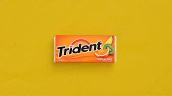 Trident TV Spot, 'Gum Snake' - Thumbnail 1