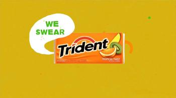 Trident TV Spot, 'Gum Snake' - Thumbnail 10