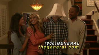 The General TV Spot, 'Party' - 5296 commercial airings