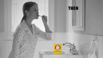 Arm and Hammer Orajel Sensitive TV Spot, 'Brushing Secret' - Thumbnail 1