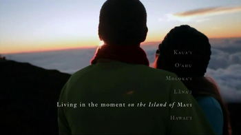 The Hawaiian Islands TV Spot, 'Maui'