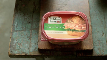 Hillshire Farm Oven Roasted Turkey Breast TV Spot, 'Few Extra Minutes' - Thumbnail 9