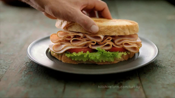 Hillshire Farm Oven Roasted Turkey Breast TV Spot, 'Few Extra Minutes' - Thumbnail 8