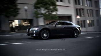 Chrysler 200 and 300 TV Spot, 'Luck vs Good'
