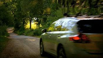 2013 AWD Toyota Venza TV Spot, 'Scenic Trail' - Thumbnail 1