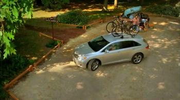 2013 AWD Toyota Venza TV Spot, 'Scenic Trail' - Thumbnail 2