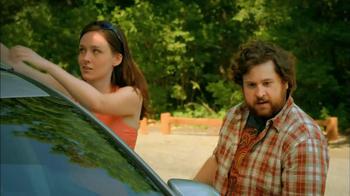 2013 AWD Toyota Venza TV Spot, 'Scenic Trail' - Thumbnail 4
