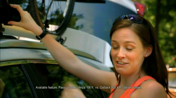 2013 AWD Toyota Venza TV Spot, 'Scenic Trail' - Thumbnail 5