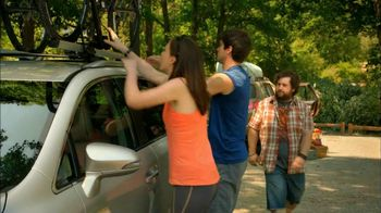 2013 AWD Toyota Venza TV Spot, 'Scenic Trail' - 146 commercial airings