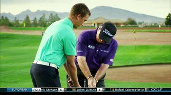 Winn Golf Dri-Tac TV Spot  Featuring Butch Harmon, Natalie Gulbis
