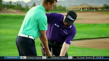 Winn Golf Dri-Tac TV Spot  Featuring Butch Harmon, Natalie Gulbis - Thumbnail 7