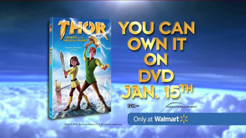 Thor: The Legend of the Magical Hammer DVD TV Spot  - Thumbnail 8