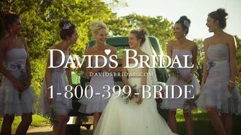David's Bridal Biggest Bridal Sale of the Year TV Spot, 'Jan. 21' - Thumbnail 7