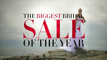 David's Bridal Biggest Bridal Sale of the Year TV Spot, 'Jan. 21' - Thumbnail 2