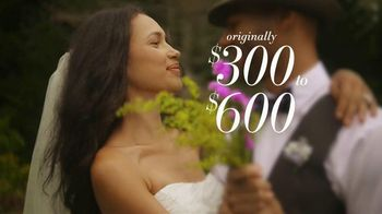 David's Bridal Biggest Bridal Sale of the Year TV Spot, 'Jan. 21'