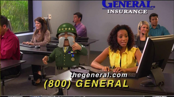 The General TV Spot, 'Call Center'