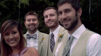 Men's Wearhouse TV Spot, 'Every Wedding Is Unique' - Thumbnail 4