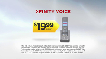 XFINITY Voice TV Spot, 'Nickle and Diming' - Thumbnail 8
