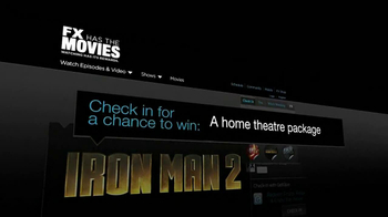 FX Network TV Spot, 'Home Theatre Package' - Thumbnail 4