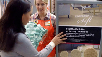 The Home Depot TV Spot, 'Free Carpet Installation' - 380 commercial airings
