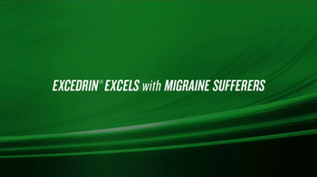 Excedrin TV Spot , 'Excedrine Excels' - Thumbnail 1