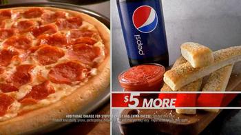 Pizza Hut $10 Any Pizza Deal TV Spot  - Thumbnail 9
