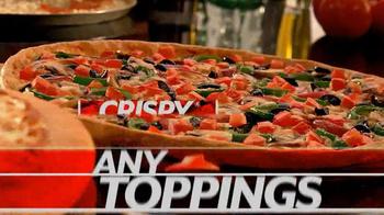 Pizza Hut $10 Any Pizza Deal TV Spot  - Thumbnail 6