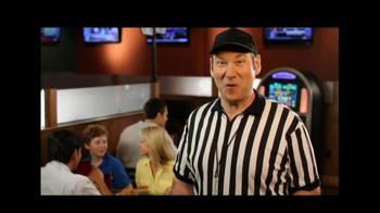 Beef 'O' Brady's TV Spot, 'Angus Among Us: Referee'