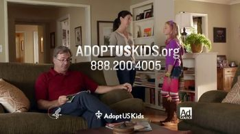Adopt Us Kids TV Spot, 'Neighbors' - Thumbnail 10