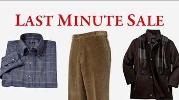 JoS. A. Bank Christmas Eve Sale TV Spot - Thumbnail 3