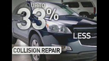 Maaco TV Spot, '33% Less'