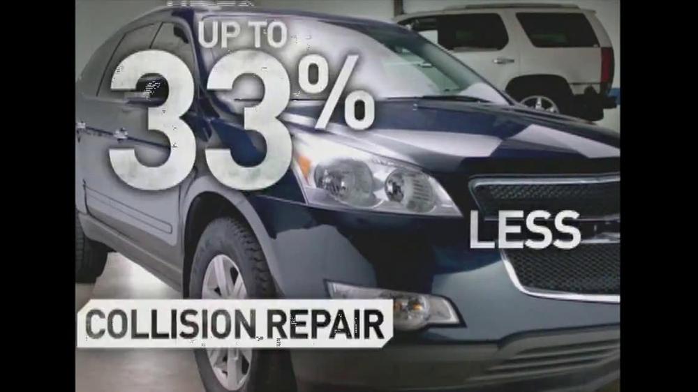 Maaco TV Commercial, '33 Percent Less'