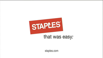 Staples Rewards TV Spot, 'Triple Recycling Rewards' - Thumbnail 10