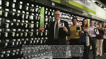 Staples Rewards TV Spot, 'Triple Recycling Rewards' - Thumbnail 4