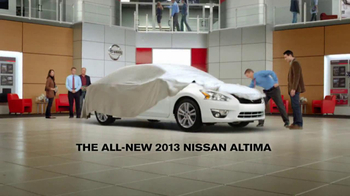 2013 Nissan Altima TV Spot, 'Get Inside Altima'  - Thumbnail 1