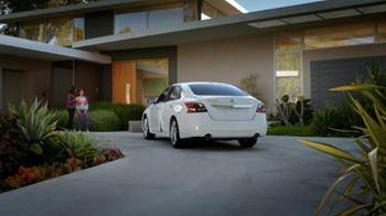 2013 Nissan Altima TV Spot, 'Get Inside Altima'  - Thumbnail 10