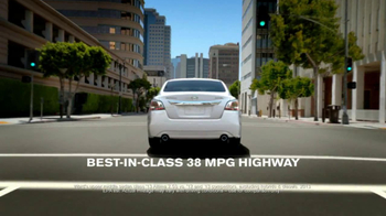 2013 Nissan Altima TV Spot, 'Get Inside Altima'  - Thumbnail 3