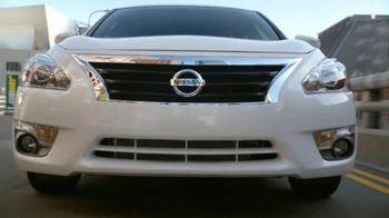 2013 Nissan Altima TV Spot, 'Get Inside Altima'  - Thumbnail 5