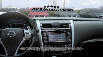 2013 Nissan Altima TV Spot, 'Get Inside Altima'  - Thumbnail 6