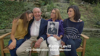 USAA TV Spot, 'Generations' - Thumbnail 8