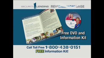 Security 1 Lending TV Spot Featuring Pat Boone - Thumbnail 3