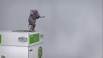 Office Max TV Spot, 'Unicycling Elephant' - Thumbnail 2