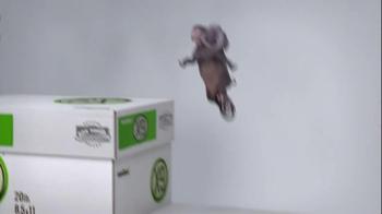 Office Max TV Spot, 'Unicycling Elephant' - Thumbnail 4