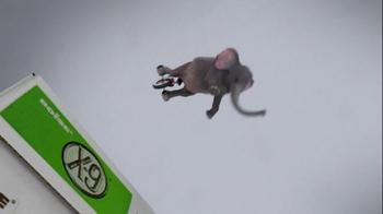 Office Max TV Spot, 'Unicycling Elephant' - Thumbnail 6