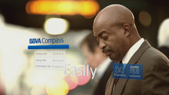 BBVA Compass TV Spot, 'Enjoy Banking'