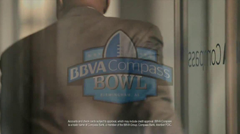 BBVA Compass TV Spot, 'Enjoy Banking' - Thumbnail 10