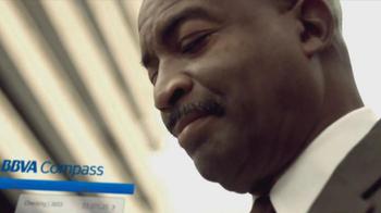 BBVA Compass TV Spot, 'Enjoy Banking' - Thumbnail 2
