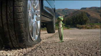 GEICO Emergency Roadside Assistance TV Spot, 'Another Take' - Thumbnail 1
