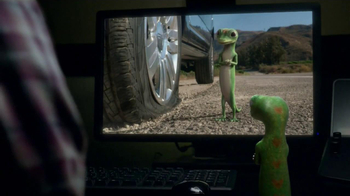 GEICO Emergency Roadside Assistance TV Spot, 'Another Take' - Thumbnail 2