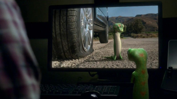 GEICO Emergency Roadside Assistance TV Spot, 'Another Take' - Thumbnail 4